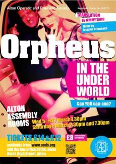 Orpheus flyer